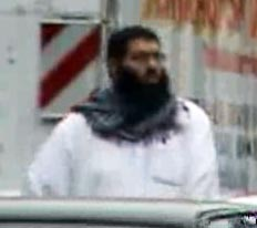 Apparently, this is news video of Mohammed Haydar Zammar taken shortly after 9/11.